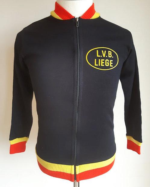 Veste cycliste vintage Belgique