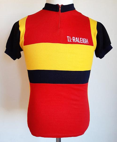 Maillot cycliste vintage TI-Raleigh