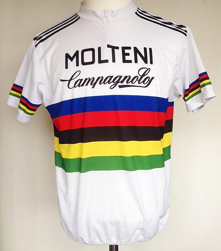 Maillot cycliste Molteni Campagnolo