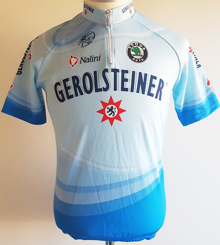 Maillot cycliste Gerolsteiner