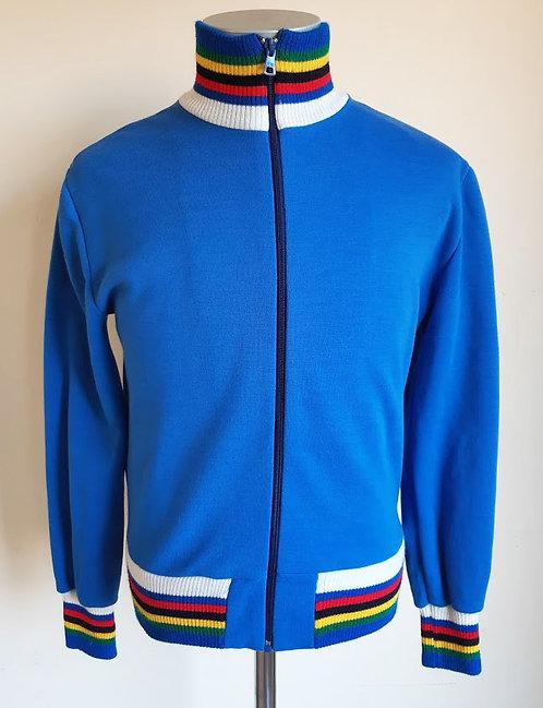 Veste cycliste vintage