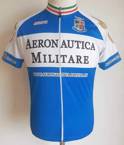 Maillot cycliste Aeronaunotica Militare Italia
