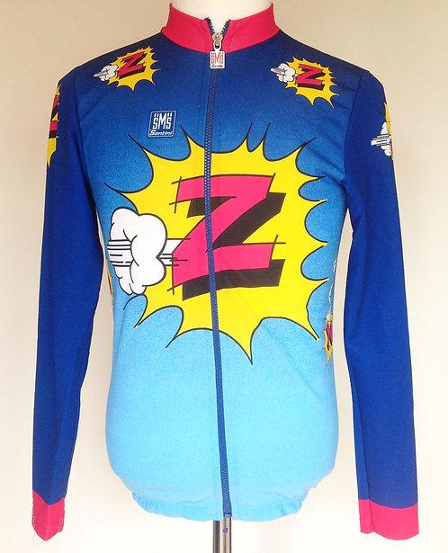 """Veste cycliste vintage équipe """"Z"""""""