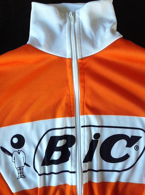 Veste cycliste vintage Bic