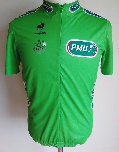 Maillot vert Tour de France 100e