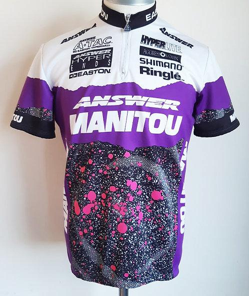 Maillot cycliste Shimano Manitou