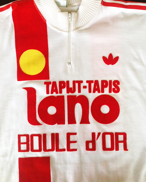 Maillot cycliste Lano Boule d'Or