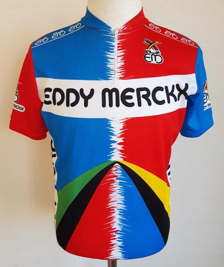 Maillot cycliste Eddy Merckx