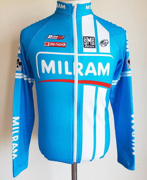 Maillot Cycliste Team Milram