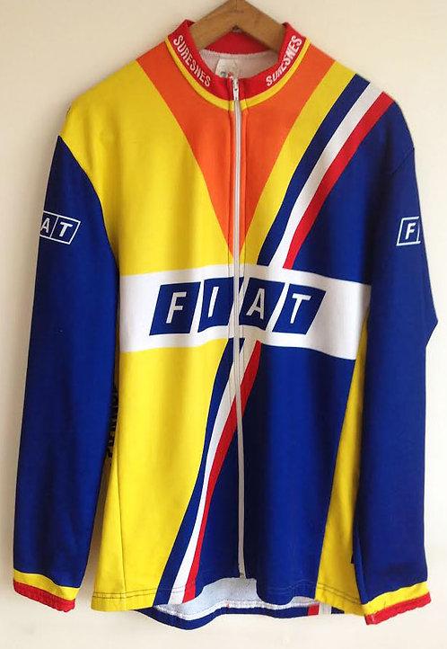 Veste cycliste vintage Fiat