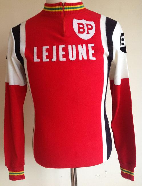Maillot cycliste BP Lejeune