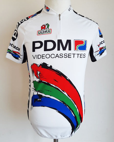 Maillot cycliste PDM Concorde Ultima