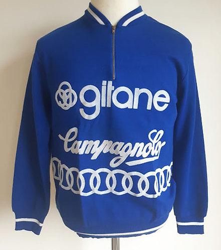 Maillot cycliste vintage Gitane Campagnolo