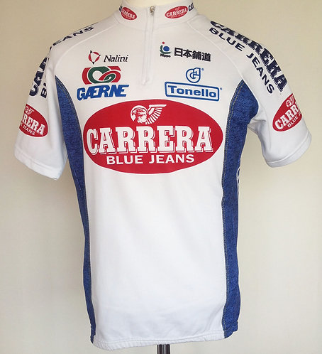 Maillot cycliste Carrera Jeans