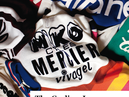 The Cycling Jersey - Craftsmanship, Speed & Style