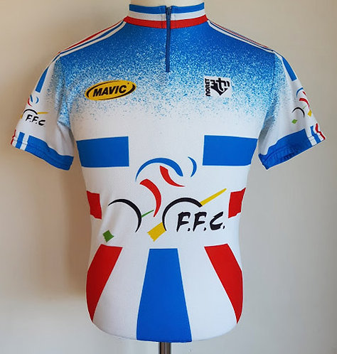 Maillot cycliste F.F.C
