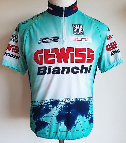 Maillot cycliste Gewiss Bianchi