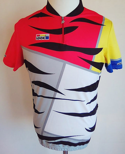 Maillot cycliste vintage Look