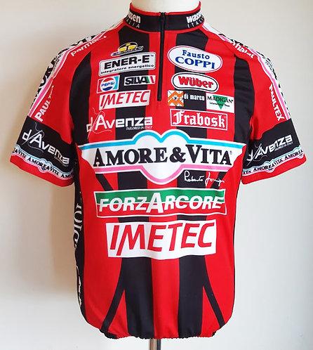Maillot cycliste Amore & Vita Forzacore