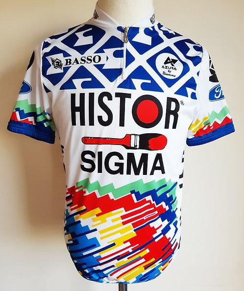 Maillot cycliste Histor Sigma