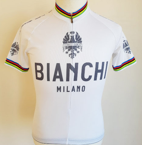 Maillot cycliste Bianchi