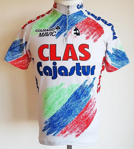 Maillot cycliste Clas Cajastur