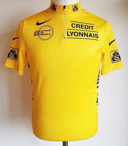 Maillot Jaune Tour de France 2000