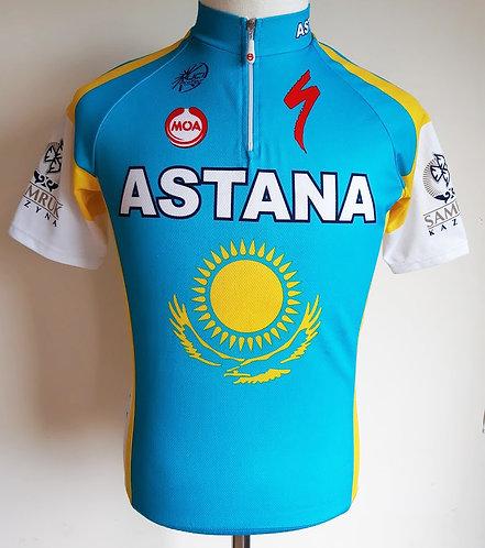 Maillot cycliste Astana