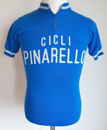 Maillot cycliste vintage Cicli Pinarello