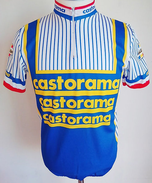 Maillot cycliste Castorama-Raleigh