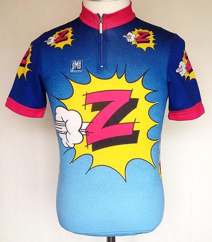 """Maillot cycliste équipe """"Z"""""""