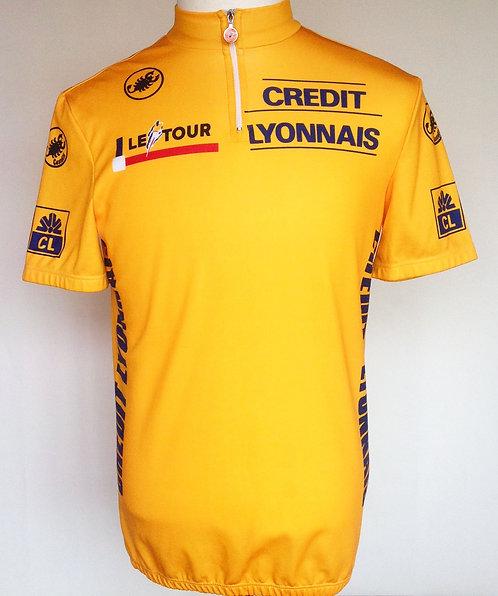 Maillot cycliste Jaune Tour de France
