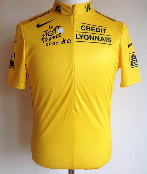 Maillot Jaune Tour de France 2005