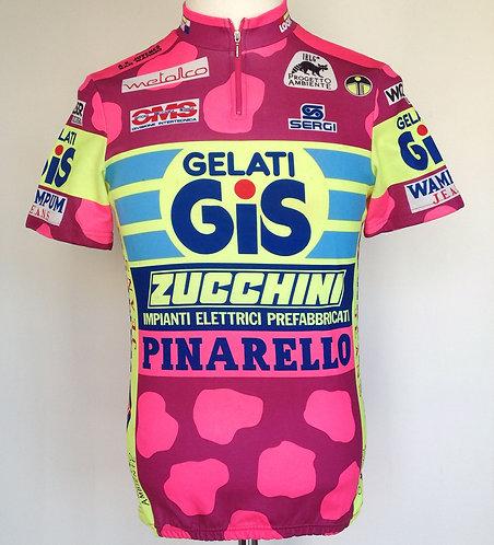 Maillot cycliste Gis Gelati