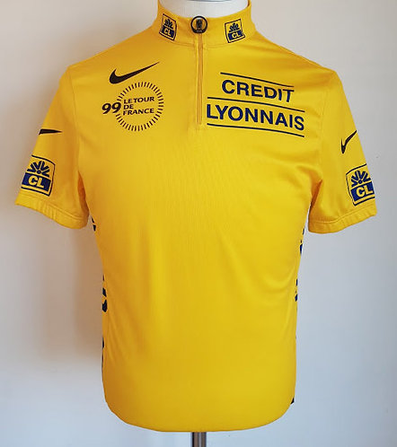 Maillot Jaune Tour de France 1999
