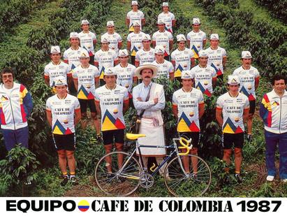 L'équipe Café de Colombia
