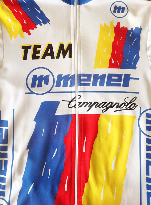 Maillot cycliste Team Mener Campagnolo