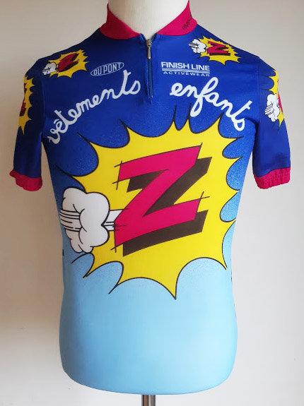 Maillot cycliste équipe Z