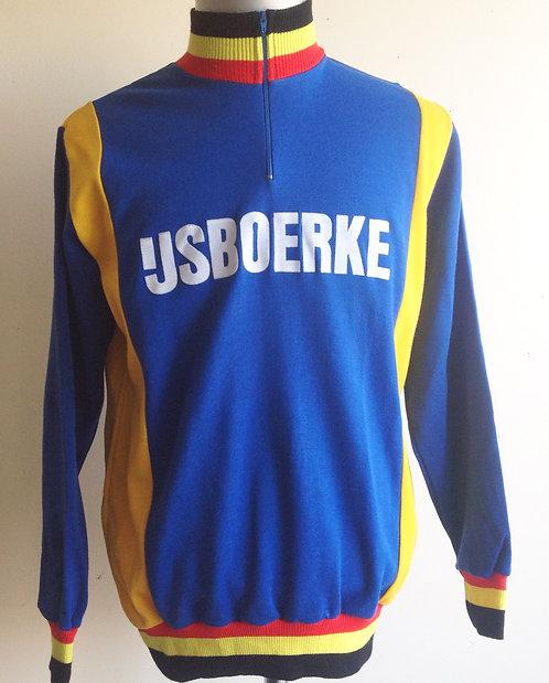 Maillot cycliste équipe Ijsboerke