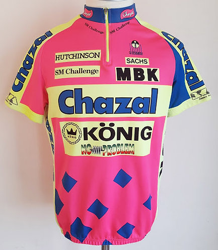 Maillot cycliste Chazal MBK König