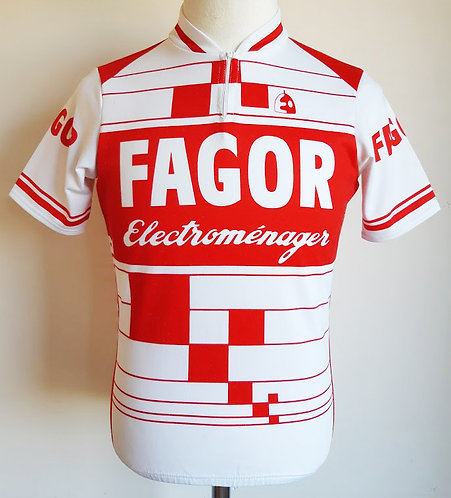 Maillot cycliste Fagor