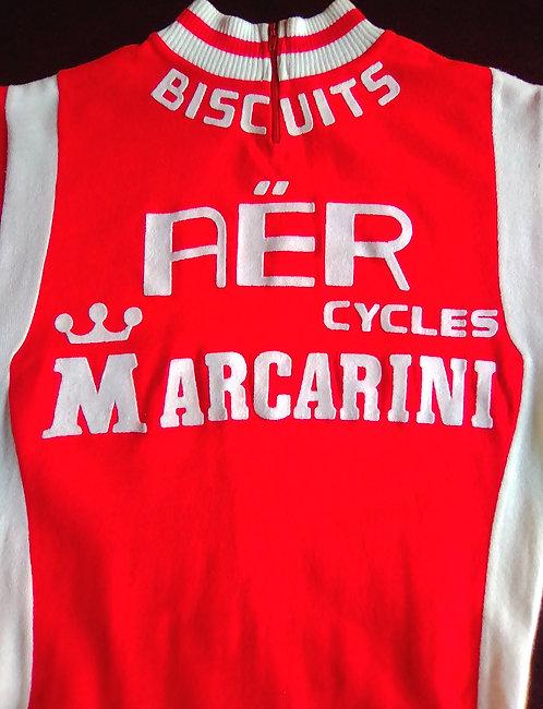 Maillot cycliste vintage Marcarini