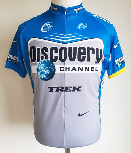 Maillot cycliste Discovery Channel