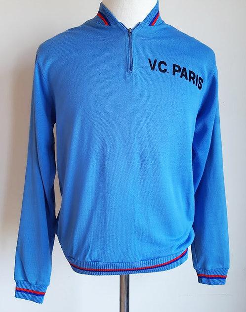 Maillot cycliste vintage V.C Paris