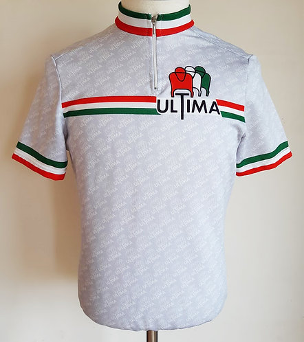 Maillot cycliste vintage Ultima