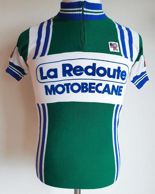 Maillot cycliste vintage La Redoute Motobécane