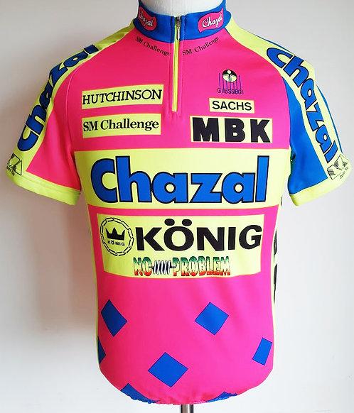 Maillot cycliste Chazal Vetta MBK