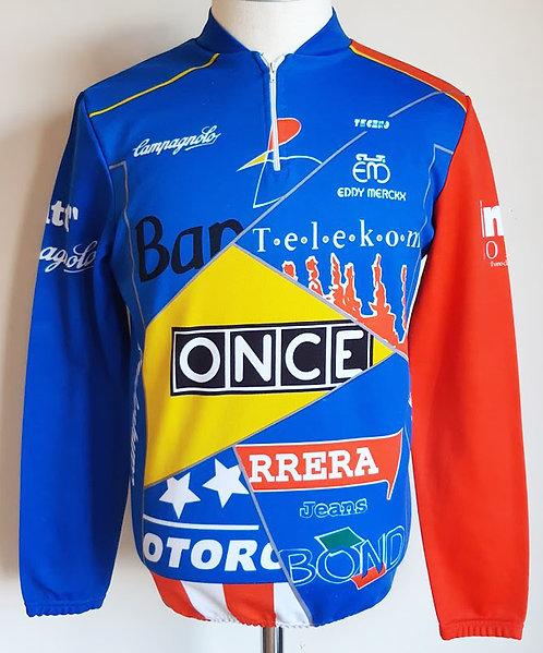 Maillot cycliste vintage Campagnolo Teams 90's