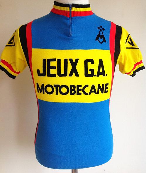 Maillot cycliste vintage Motobécane