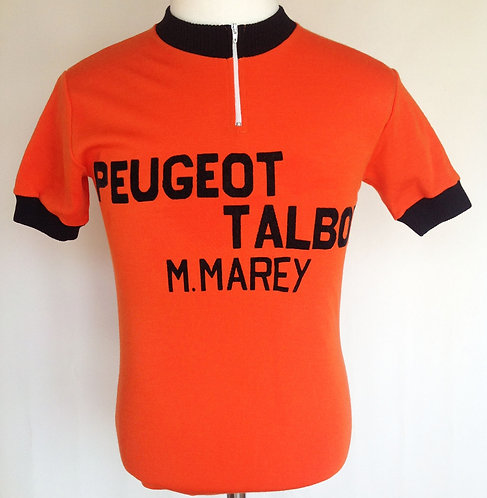 Maillot cycliste Peugeot Talbot